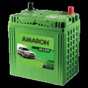 Ritz Petrol Amaron Battery Maruti Ritz Car Amaron Battery