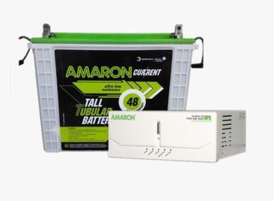 Amaron Inverter 880 VA and AAM-CR-CRTT 150 Battery