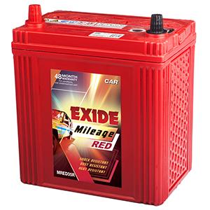 Exide Petrol Car Battery in Trivandrum Best Price