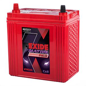 Exide Petrol Car Battery Price Ernakulam FML0-ML38B20R