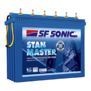 Tubular Battery Price SF Sonic 150AH Inverter Battery SM10000