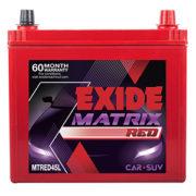 Exide MTRED45L 45AH 66 Months Warranty