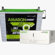 Amaron Inverter 880 VA and AAM-CR-CRTT 150 Battery