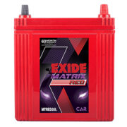 Exide Car Battery Price Kollam ML38B20L for Petrol Cars