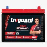 Livguard Automotive BatteryZP 70D26 L Trivandrum
